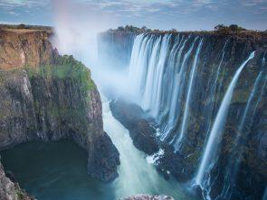 Victoria Falls River Zimbabwe